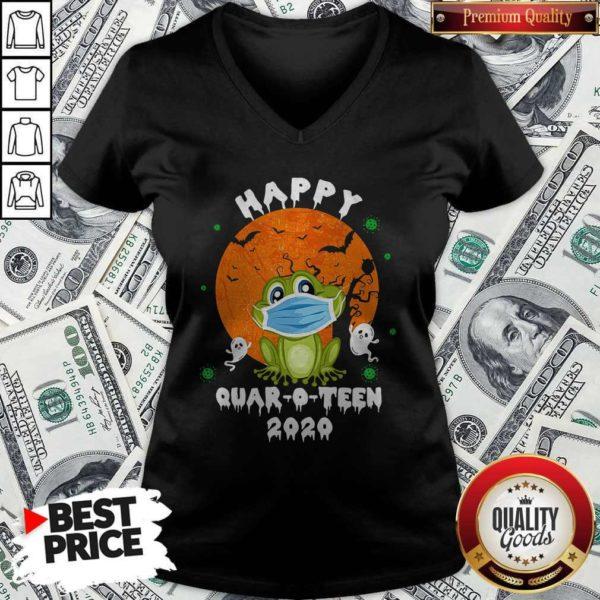 Happy Quar O Teen 2020 V-neck