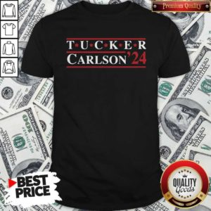Happy Tucker Carlson 2024 ShirtHappy Tucker Carlson 2024 Shirt