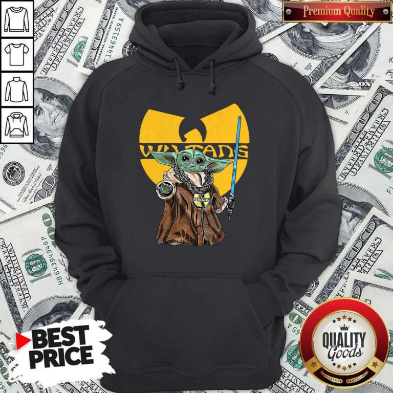 Happy Wu Tang Master Yoda Hoodie