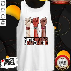 Hate Has No Home Here Native Tank Top
