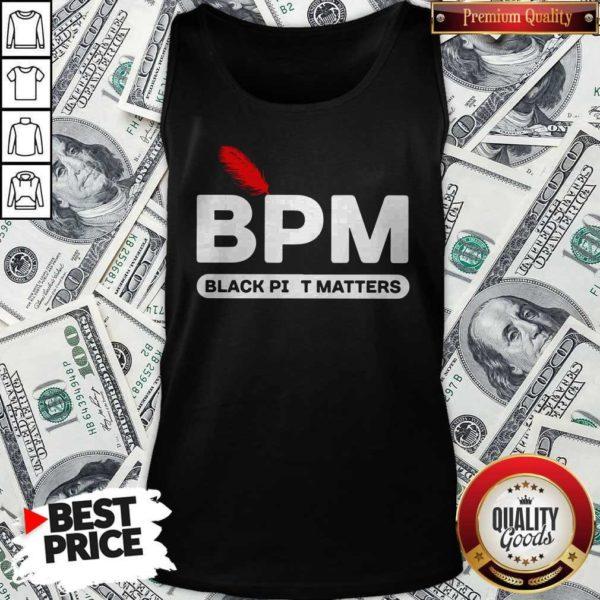 Hot BPM Black Piet Matters Tank Top