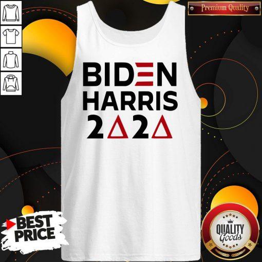 Joe Biden Kamala Harris Vote America 2020 Tank Top