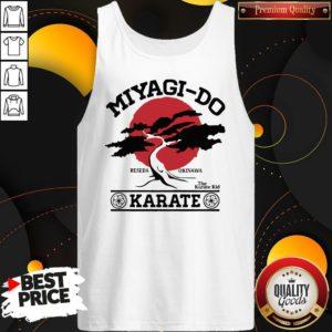Miyagi Do Reseda Okinawa The Karate Kid Karate Tank Top