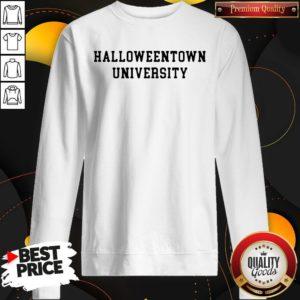 Nice Halloweentown University Sweatshirt