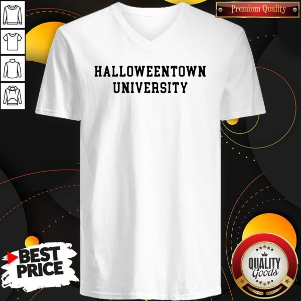 Nice Halloweentown University V-neck