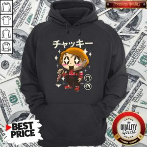 Perfect Kawaii Doll Hoodie