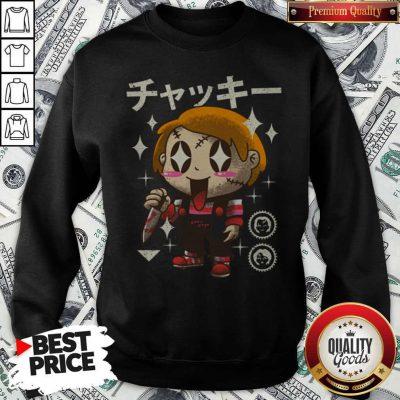 Perfect Kawaii Doll Sweatshirt