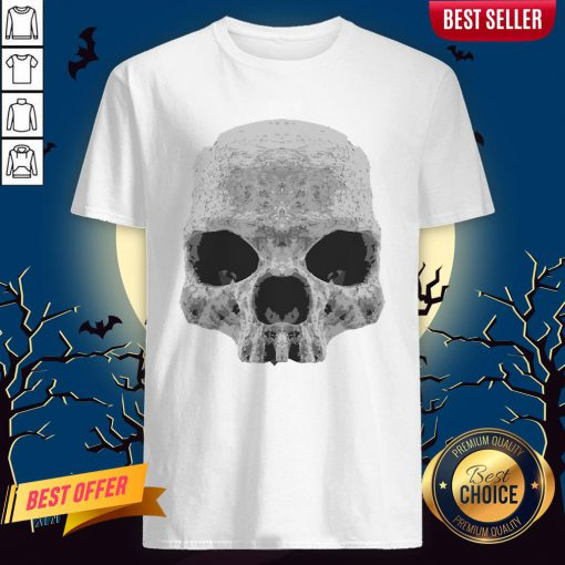 Skull Simple Day Of The Dead Shirt
