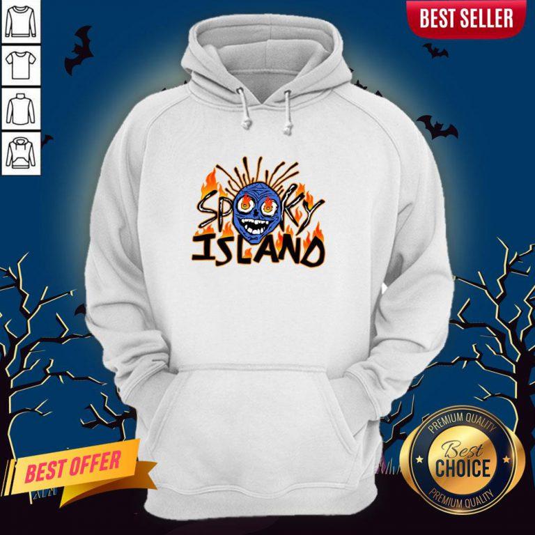 Spooky Island Halloween Day 2020 Hoodie