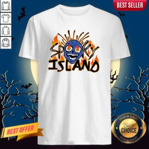 Spooky Island Halloween Day 2020 Shirt
