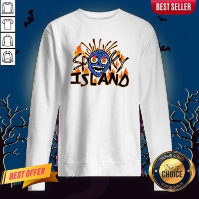 Spooky Island Halloween Day 2020 Sweatshirt