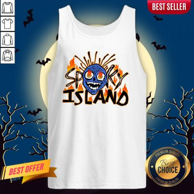 Spooky Island Halloween Day 2020 Tank Top