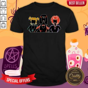 The Hex Girls Scooby-doo And The Witches Ghost Halloween Shirt