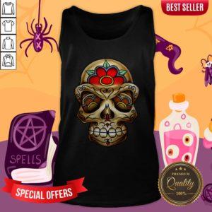 The Muertos Skull Halloween Mexican Holiday