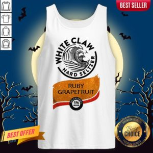 White Claw Halloween Costume Ruby Grapefruit Tank Top