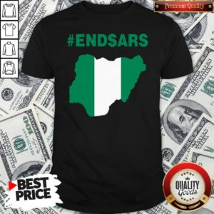 Beautiful Endsars Shirt - Design By Waretees.com