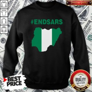 Beautiful Endsars Sweatshirt - Design By Waretees.com
