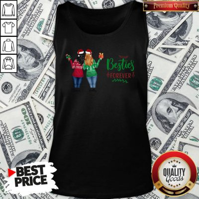 Funny Emma And Kathy Besties Forever Christmas Tank Top - Design By Waretees.com