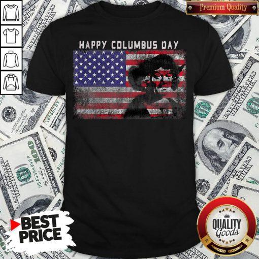 Happy Columbus Day Italian Explorer America Discovery Shirt - Design By Waretees.com