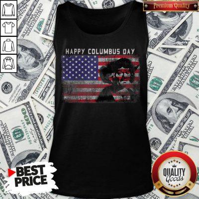 Happy Columbus Day Italian Explorer America Discovery Tank Top - Design By Waretees.com