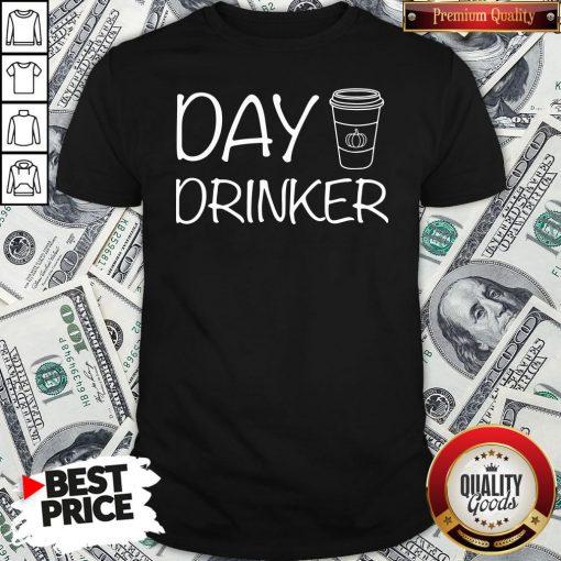 Happy Day Drinker Shirt - Design By Waretees.com