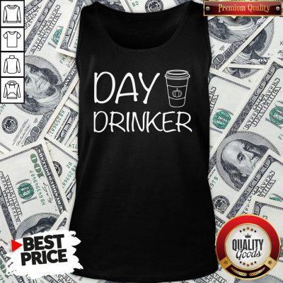 Happy Day Drinker Tank Top - Design By Waretees.com