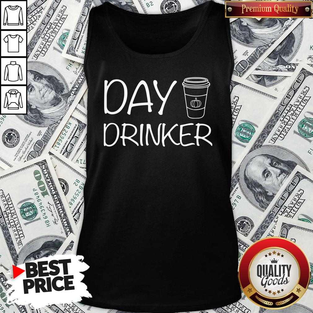 Happy Day Drinker Tank Top - Design By Waretees.com