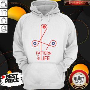Happy Pattern Of My Life Hoodie - Design By Waretees.com
