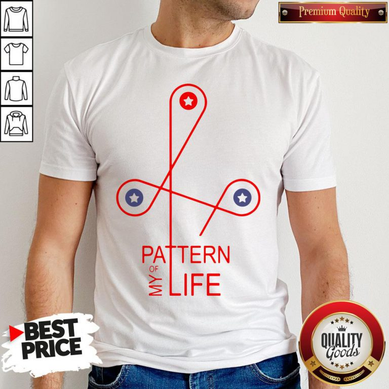 Happy Pattern Of My Life Shirt - Design By Waretees.com