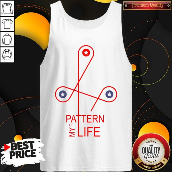 Happy Pattern Of My Life Tank Top - Design By Waretees.com
