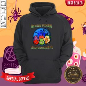 Hocus Pocus Vegan's Spooktacular Halloween Hoodie