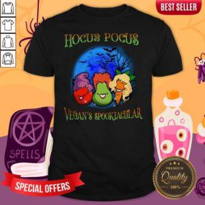 Hocus Pocus Vegan's Spooktacular Halloween Shirt