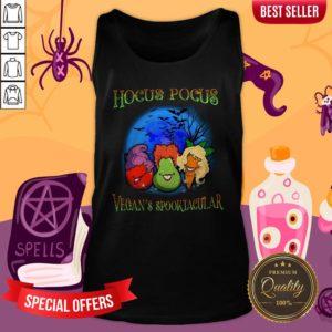 Hocus Pocus Vegan's Spooktacular Halloween Tank Top
