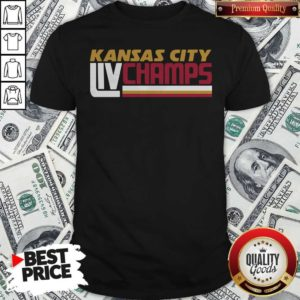 Kansas City Liv Champs Shirt