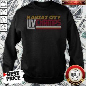 Kansas City Liv Champs Sweatshirt