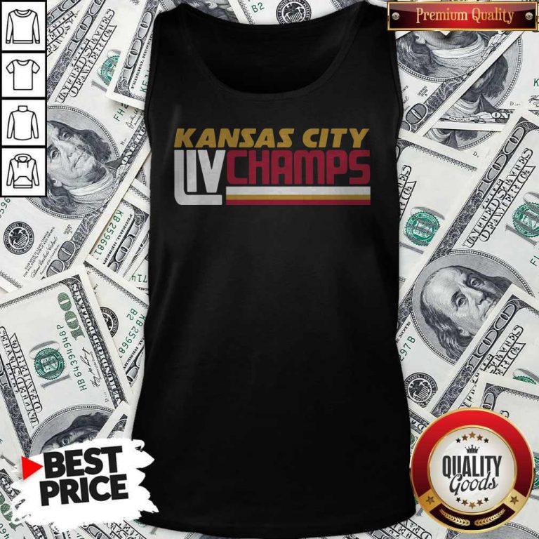 Kansas City Liv Champs Tank Top