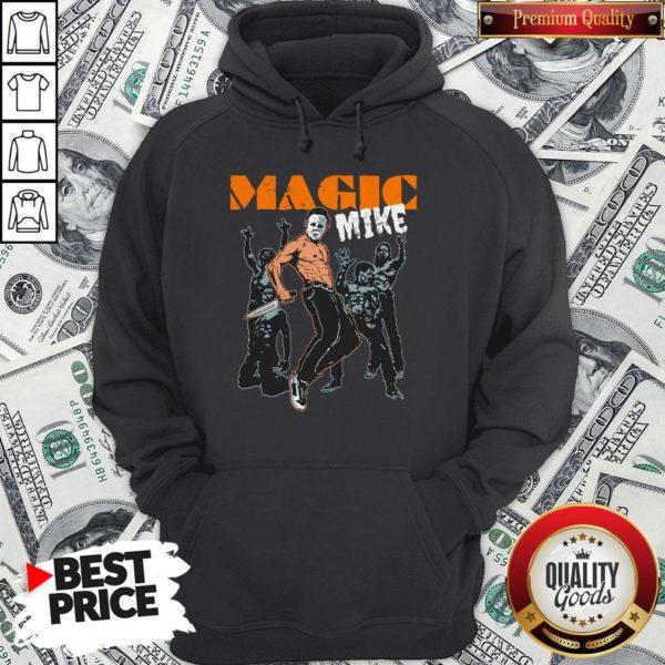 Michael Myers Magic Mike Halloween Hoodie