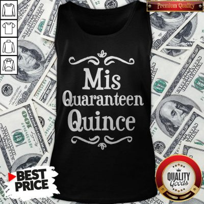 Mis Quince 15 Quaranteen Birthday Teenager Tank Top - Design By Waretees.com
