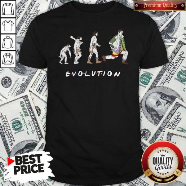 Nice Dr Ramoray Theory Evolution Shirt