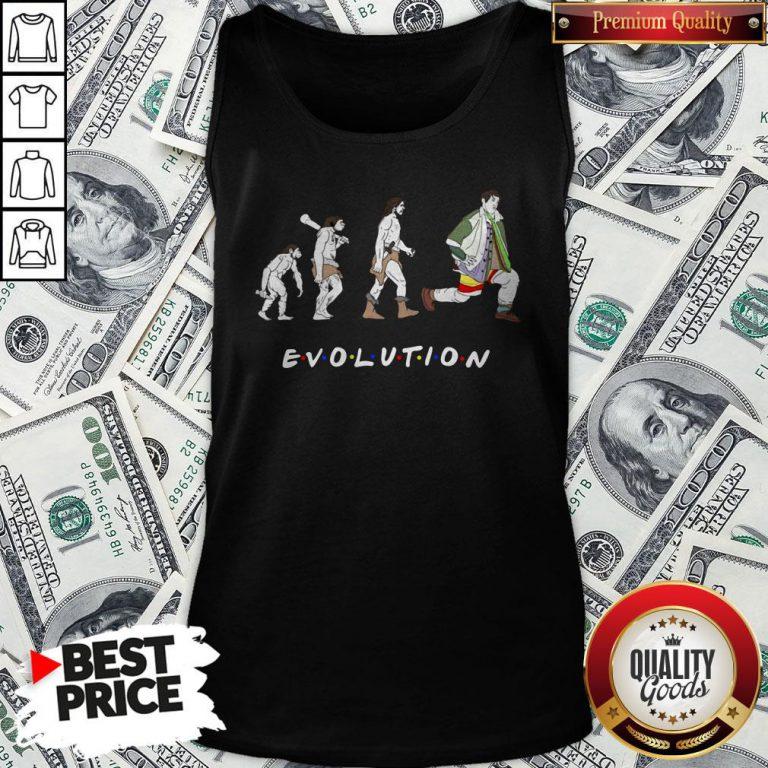 Nice Dr Ramoray Theory Evolution Tank Top