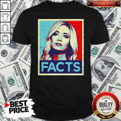 Top Kayleigh McEnany Facts Vintage Shirt