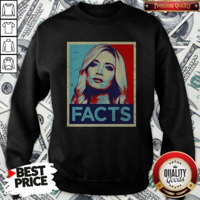 Top Kayleigh McEnany Facts Vintage Sweatshirt