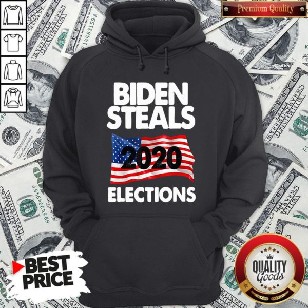Awesome Biden Steals 2020 Elections Hoodie