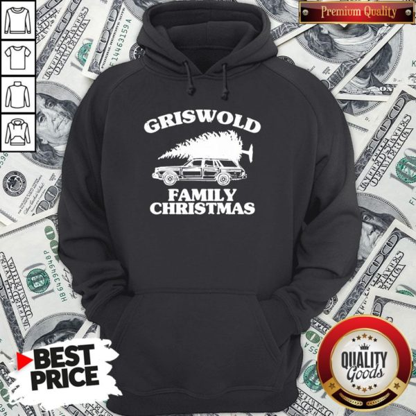 Awesome Griswold Family Christmas Hoodie