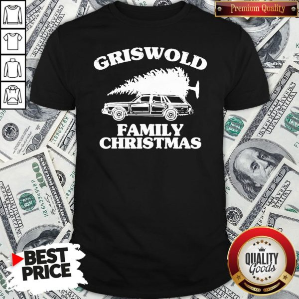 Awesome Griswold Family Christmas Shirt