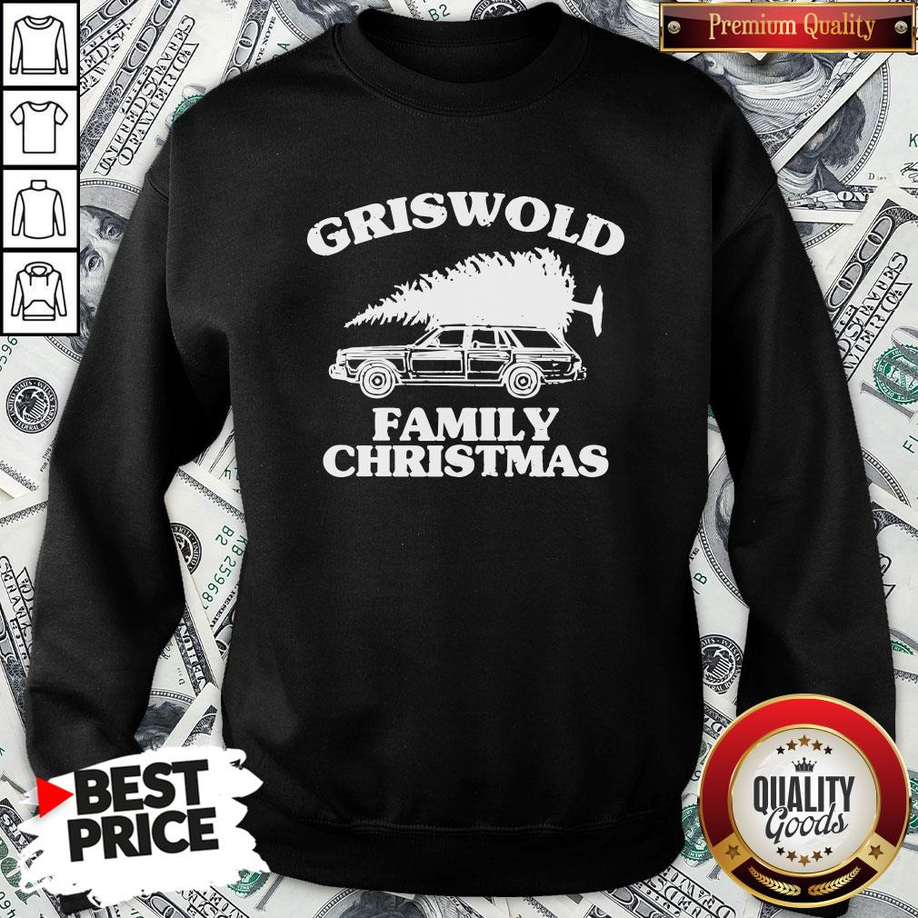 Awesome Griswold Family Christmas SweatShirt