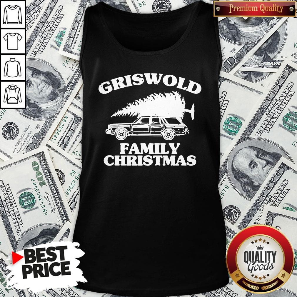 Awesome Griswold Family Christmas Tank Top