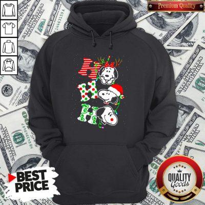 Cute Snoopy's Ho Ho Ho Merry Christmas 2020 Hoodie