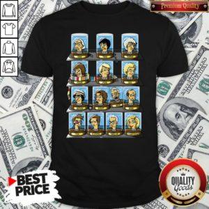 Funny Regen O Rama Doctor Who Shirt