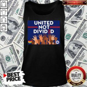 Nice United Not Divided Joe Biden 2020 Tank Top